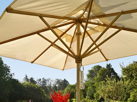 Messina Parasol by Skagerak