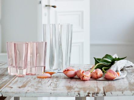 Aalto Glass Vase by Iittala