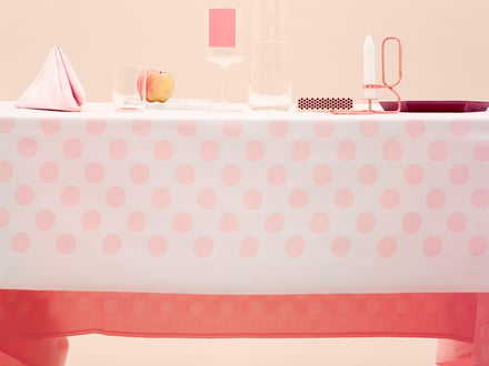 Ambience image: Rooms - tablecloths