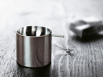 Stelton stainless steel ashtray