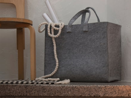 Iittala Meno felt carry bag