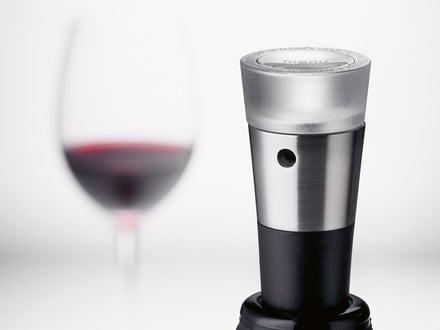 Menu Vacuum Stopper wine accessories