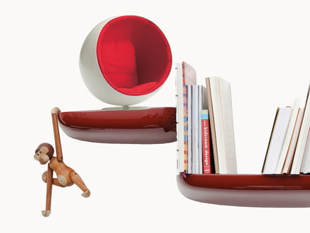 Miniatuur Rietveld Stoel : Miniatures collection by vitra in the shop