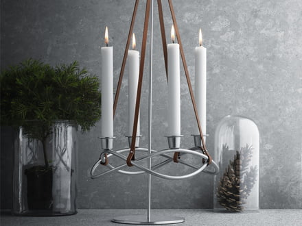 Georg Jensen - Season candleholder