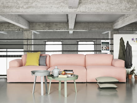Muuto livingroom with Rose Couch