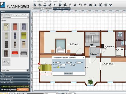PlanningWiz Interior Planner