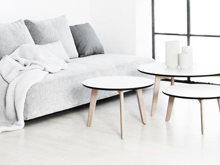 The designer coffee table: a silent butler