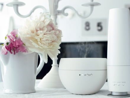 The Jasmine aroma diffuser by Stadler Form