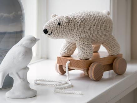 Toy animals: Fatboy - CO9 XS Lounge Rabbit