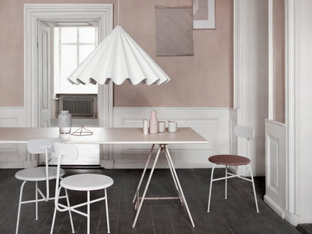 Pendant light called Dancing by Menu