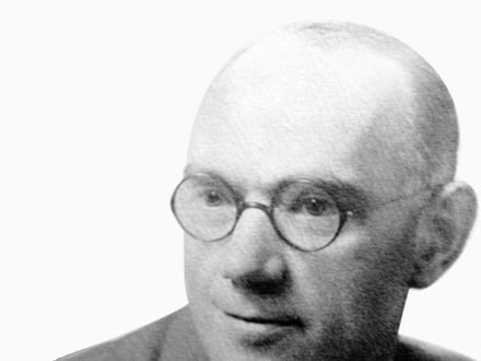 Designer George Carwardine