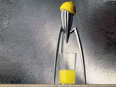 "Alessi - ""Juicy Salif"""