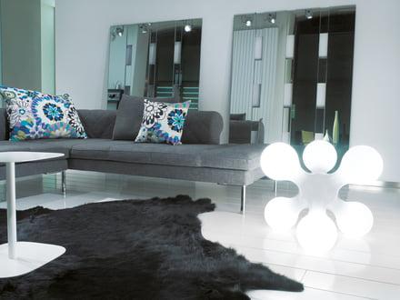 Kundalini - Atomium Floor Lamp