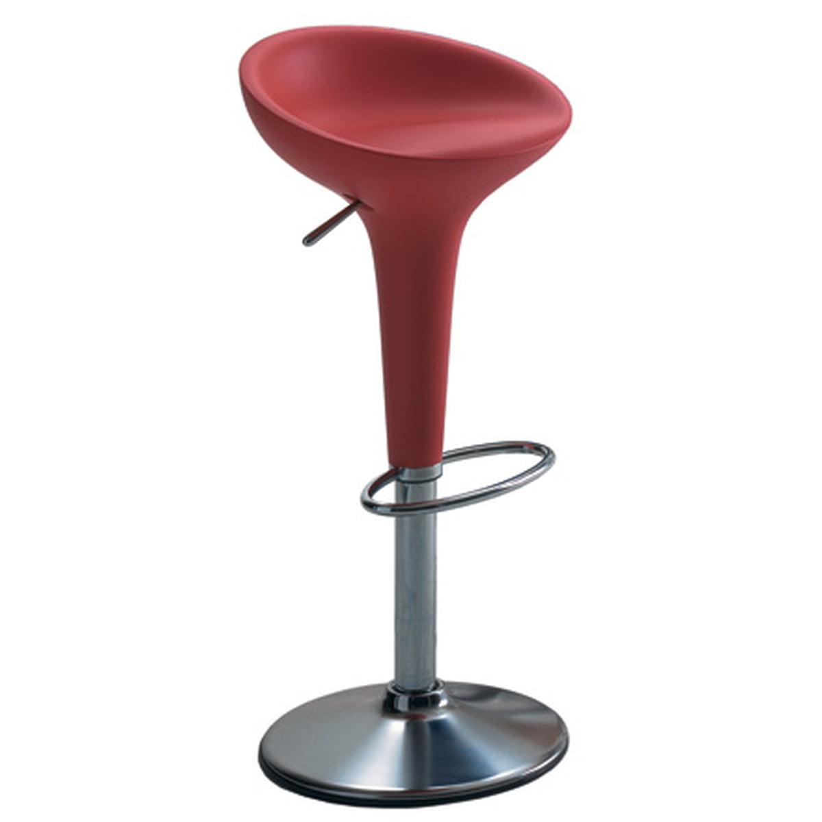 Pleasing Magis Bombo Bar Stool Height Adjustable Grey Anthracite Ibusinesslaw Wood Chair Design Ideas Ibusinesslaworg