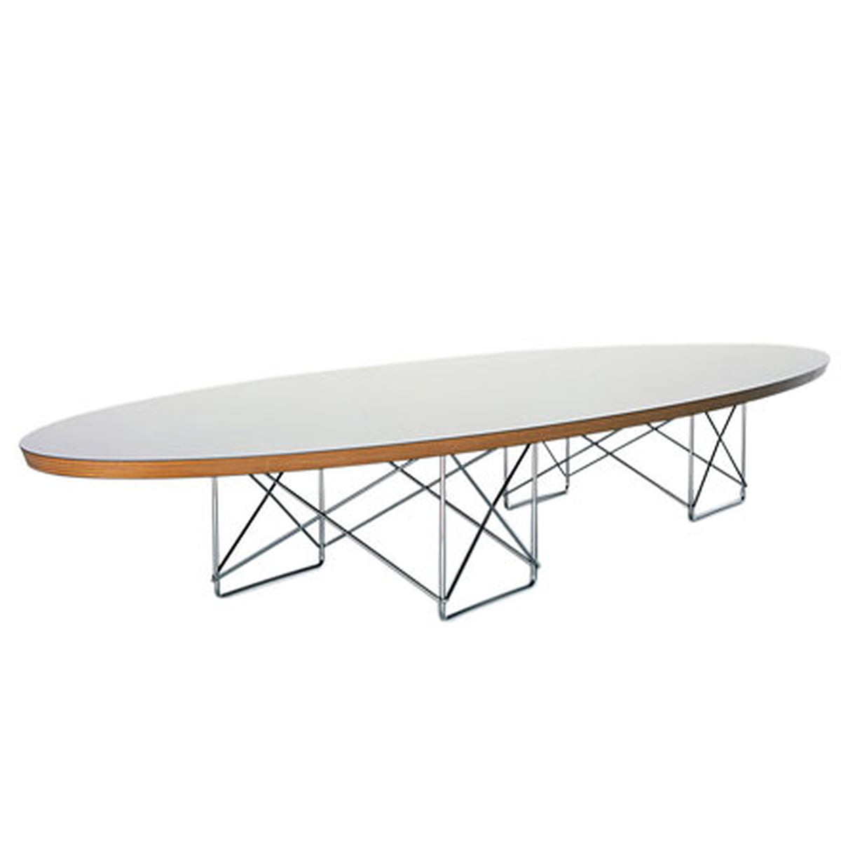 Merveilleux Elliptical Table