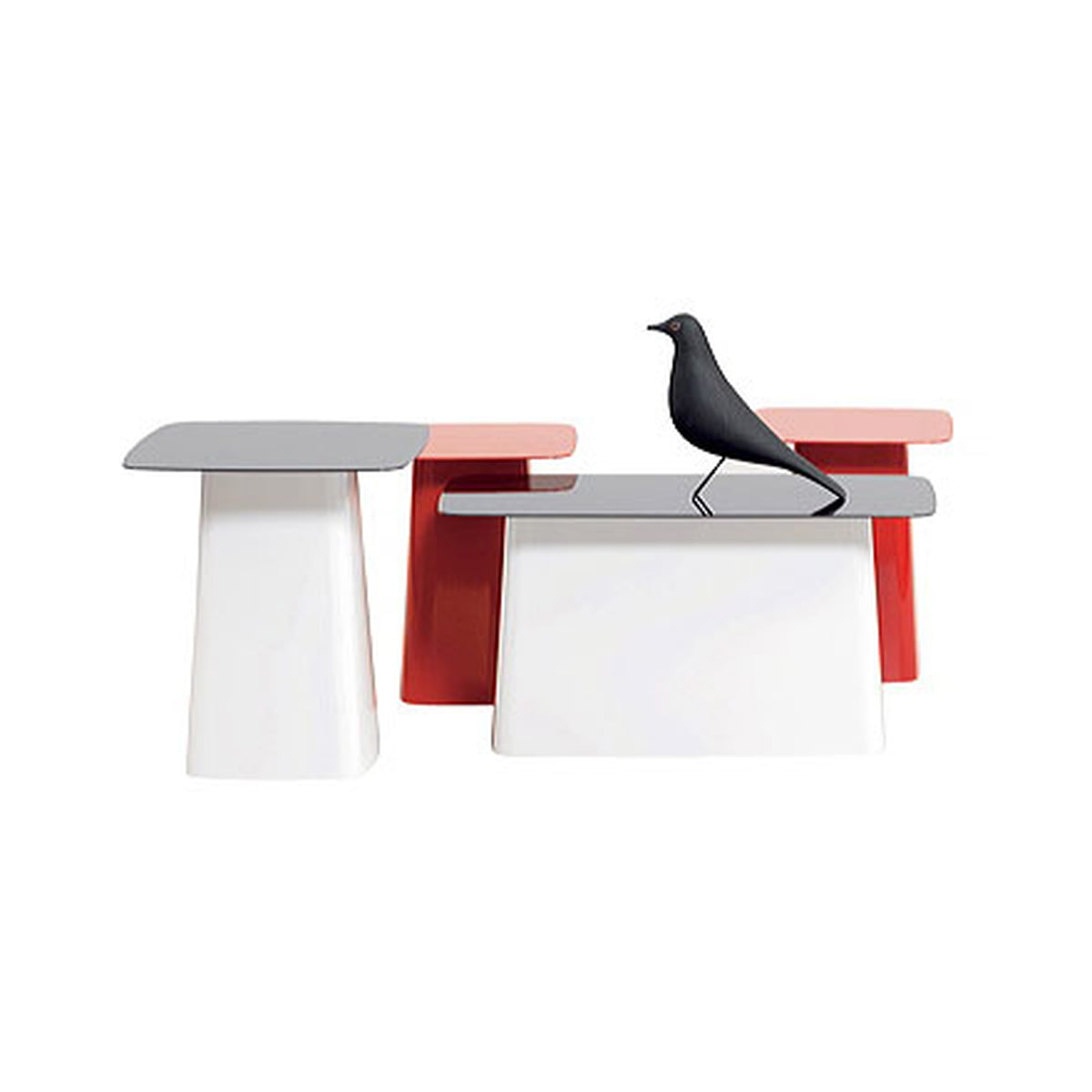 table side ronan erwan metal small by vitra bouroullec