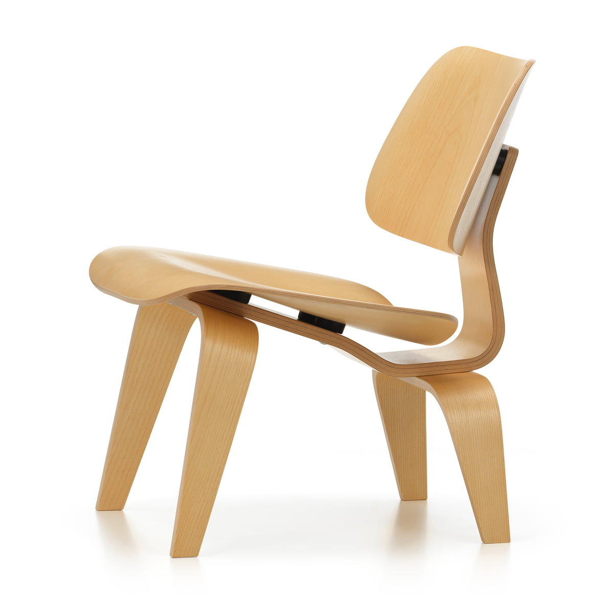 Plywood group lcw chair vitra shop for Chaise design eams