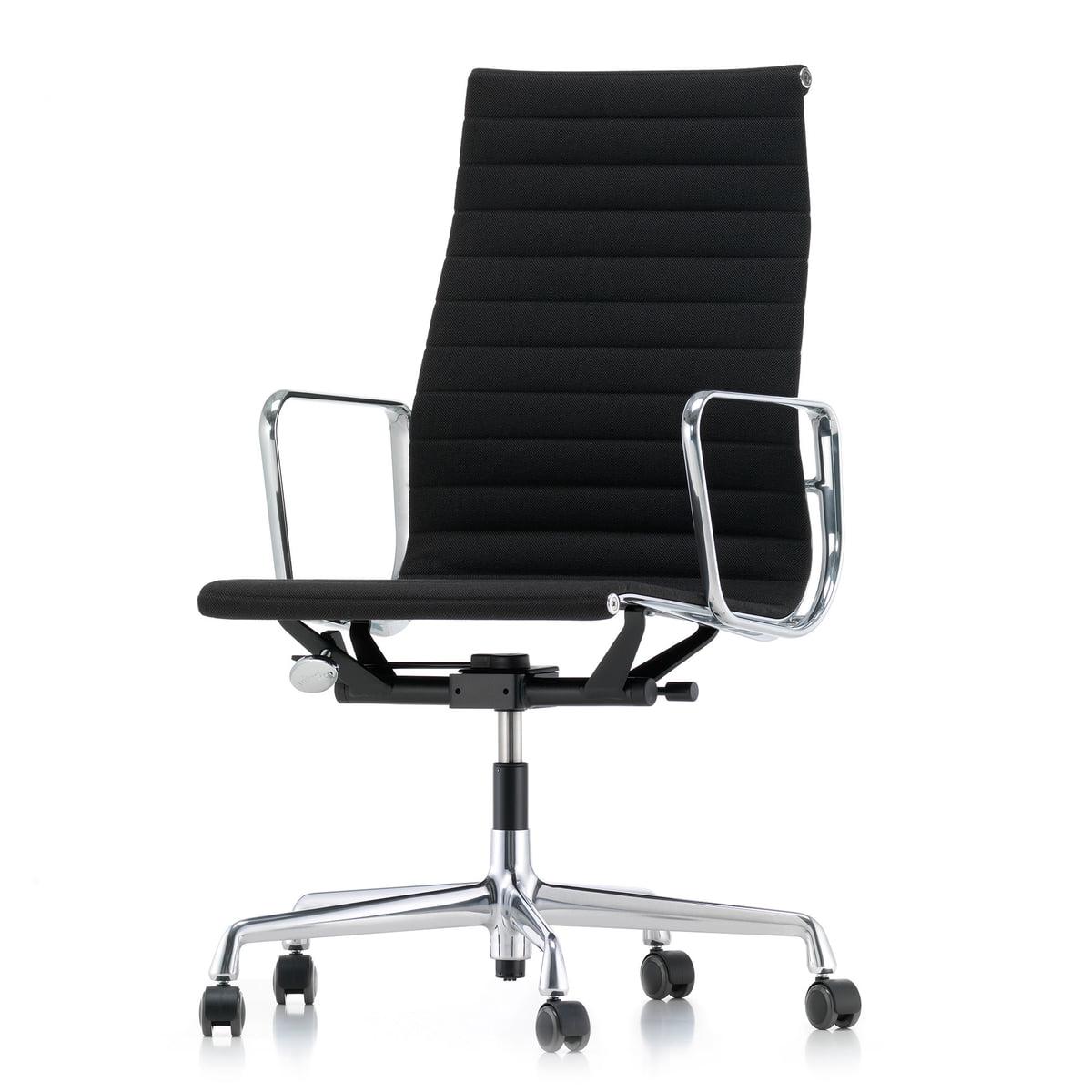 Aluminium Group Ea 119 Office Chair By Vitra