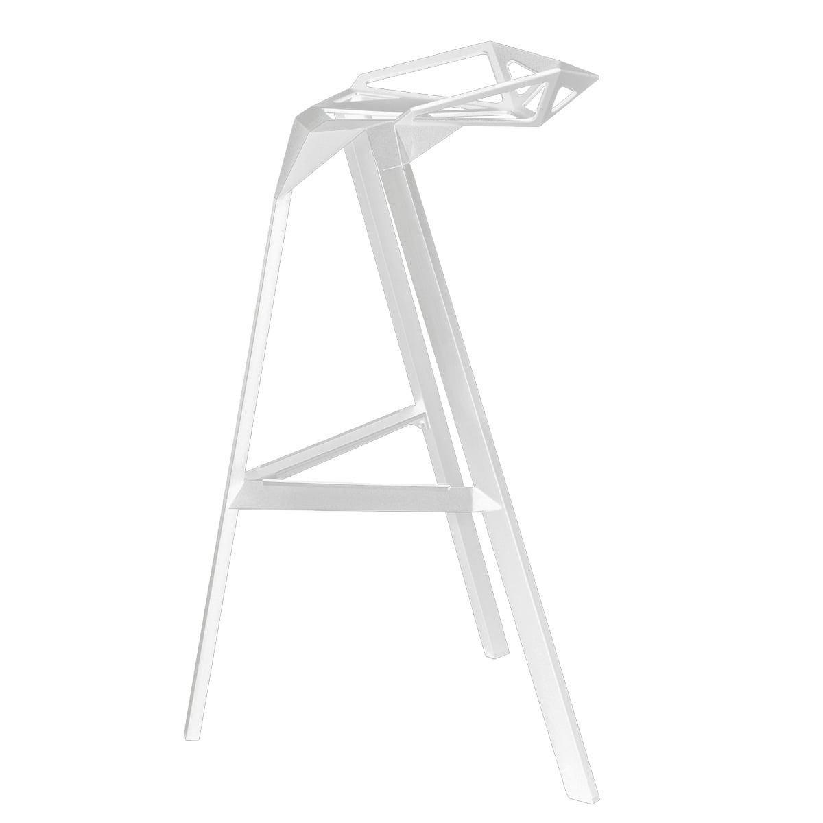 Stool one bar stool magis shop for Magis stuhl