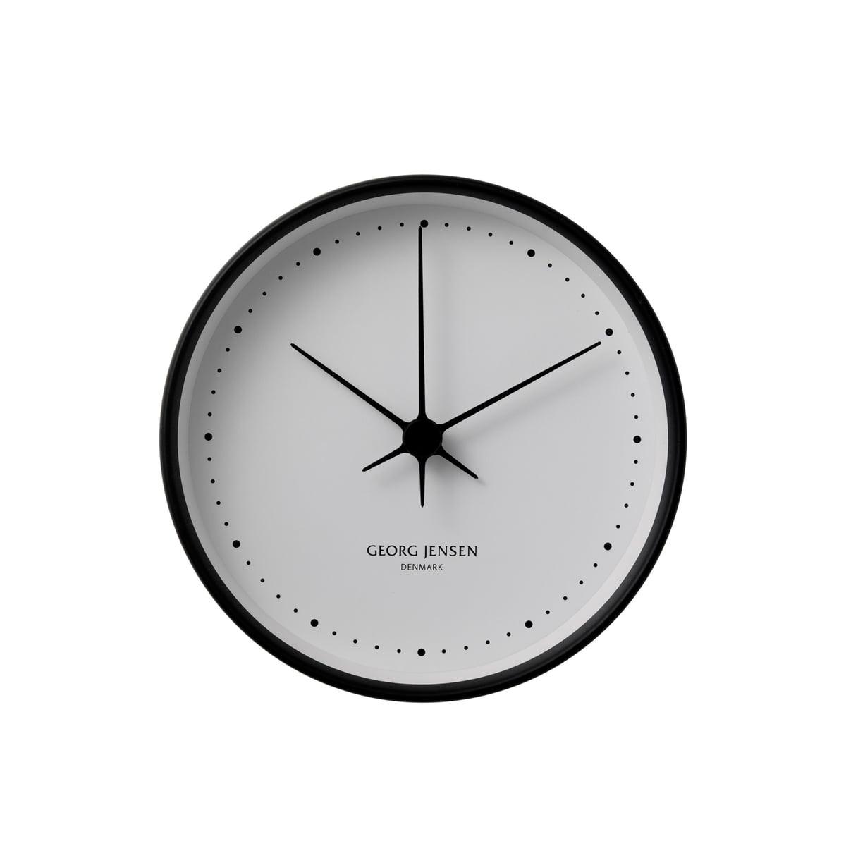 Wall clock by henning koppel for georg jensen henning koppel wanduhr amipublicfo Images