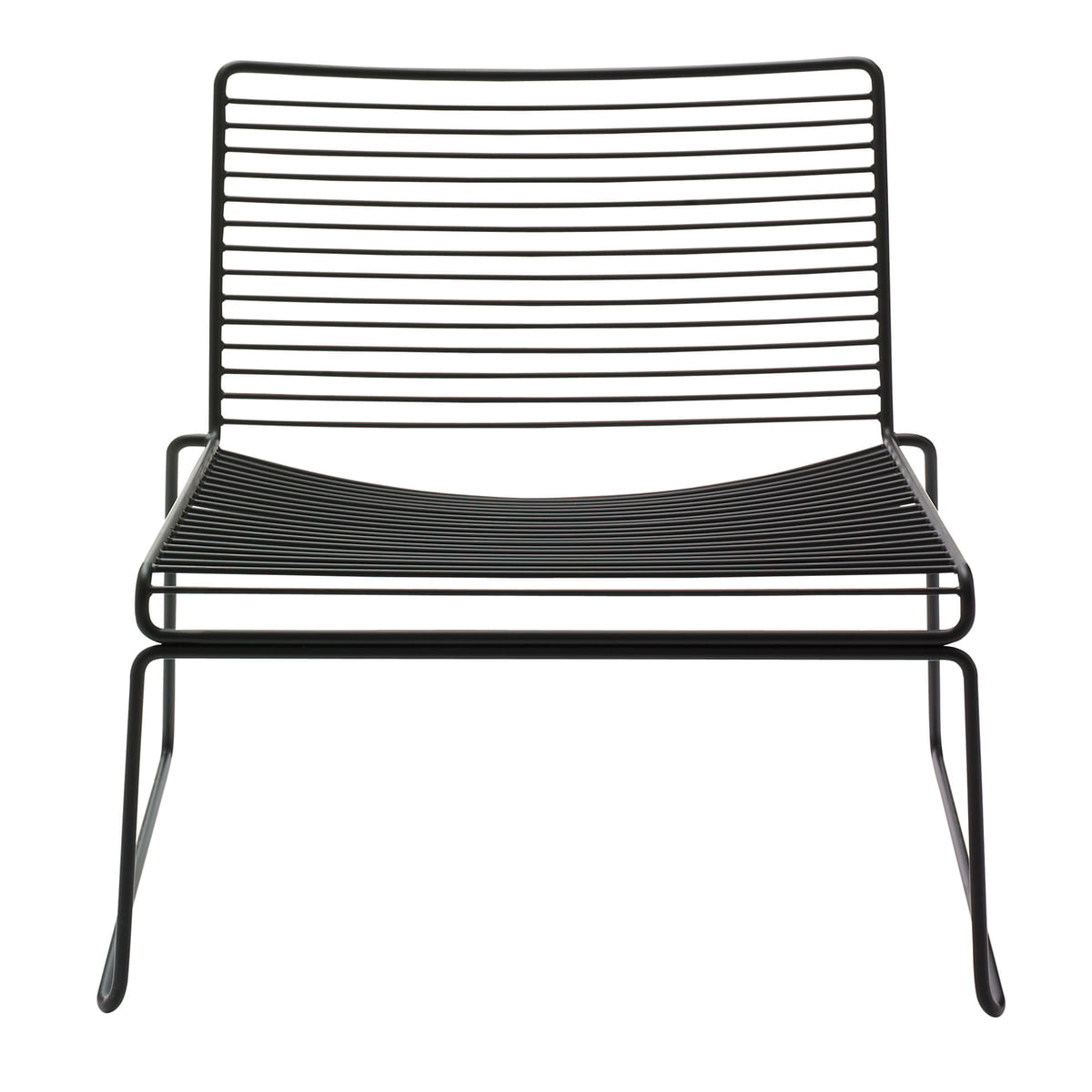 Surprising Hay Hee Lounge Chair Black Alphanode Cool Chair Designs And Ideas Alphanodeonline