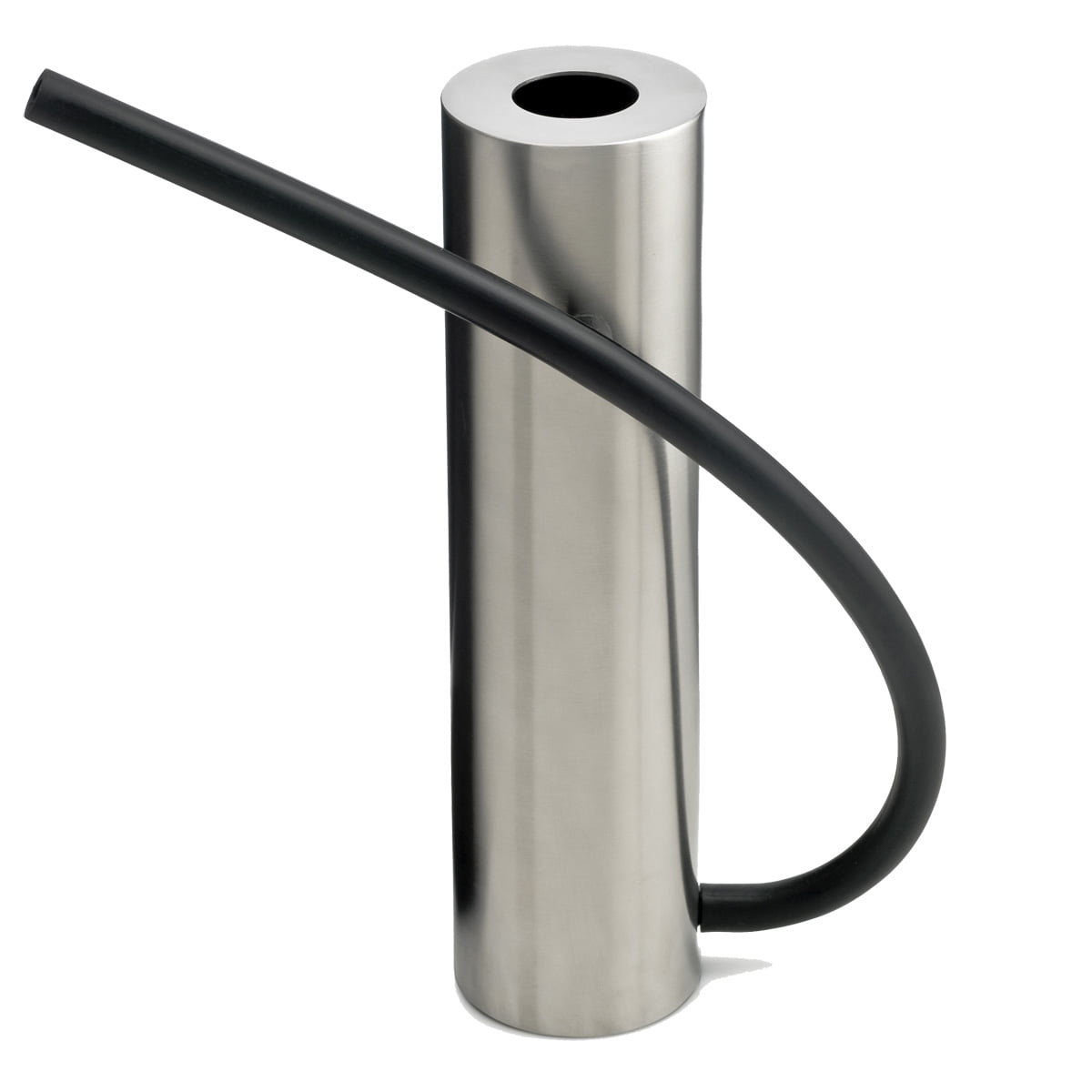 born in sweden watering can 15l stainless steel matte
