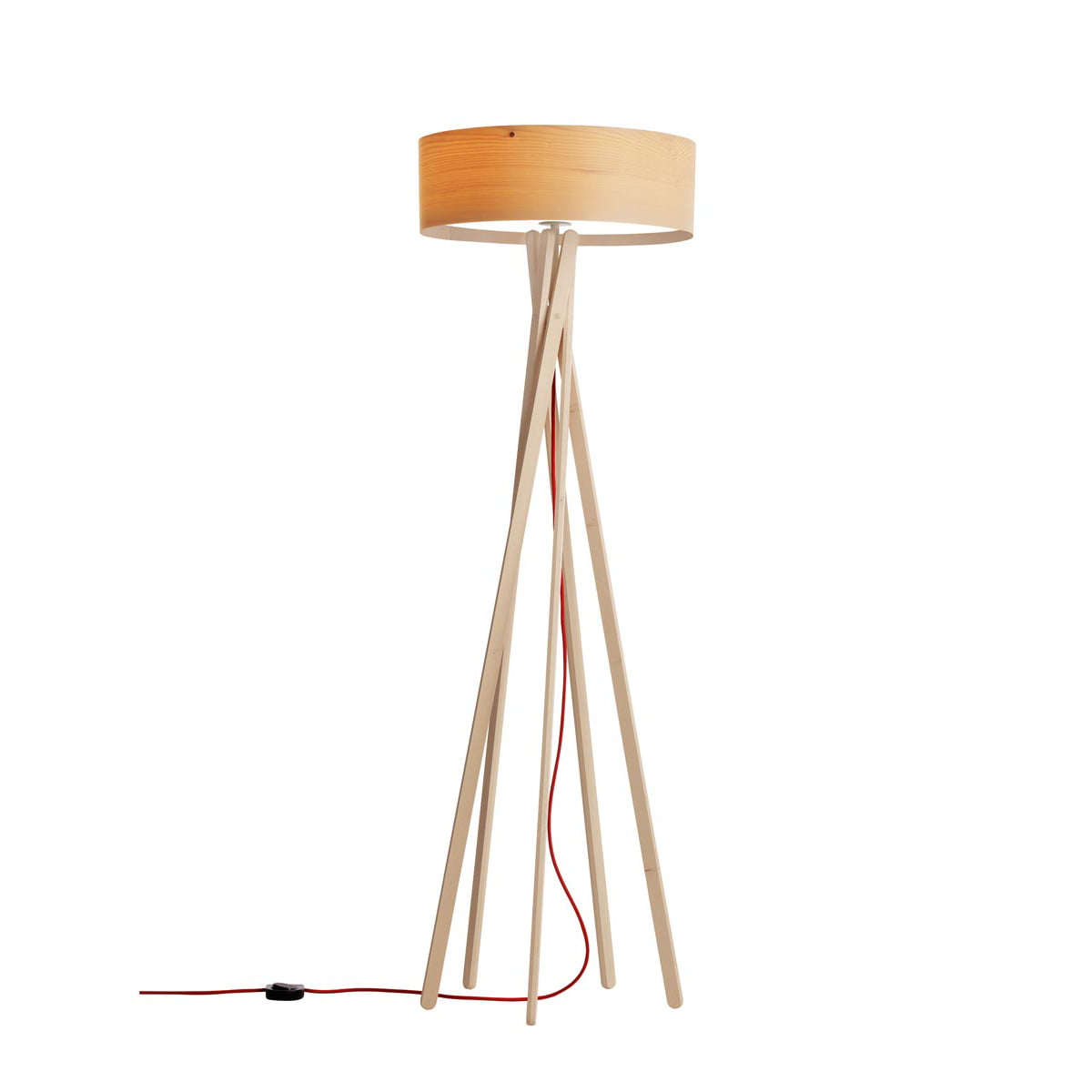 Belux   Arba Floor Lamp, On/off Switch
