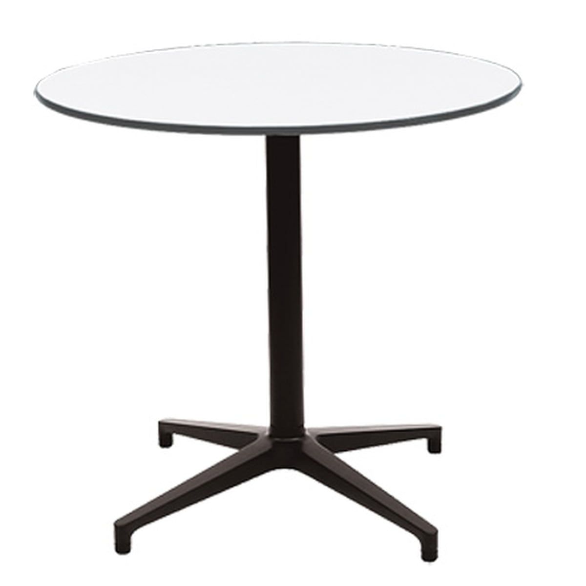 Delicieux Vitra Bistro Table, Rund, Ø 79,6 Cm, Weiß