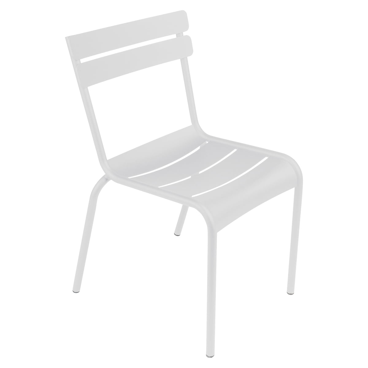 Fermob - Luxembourg Chair, cotto white