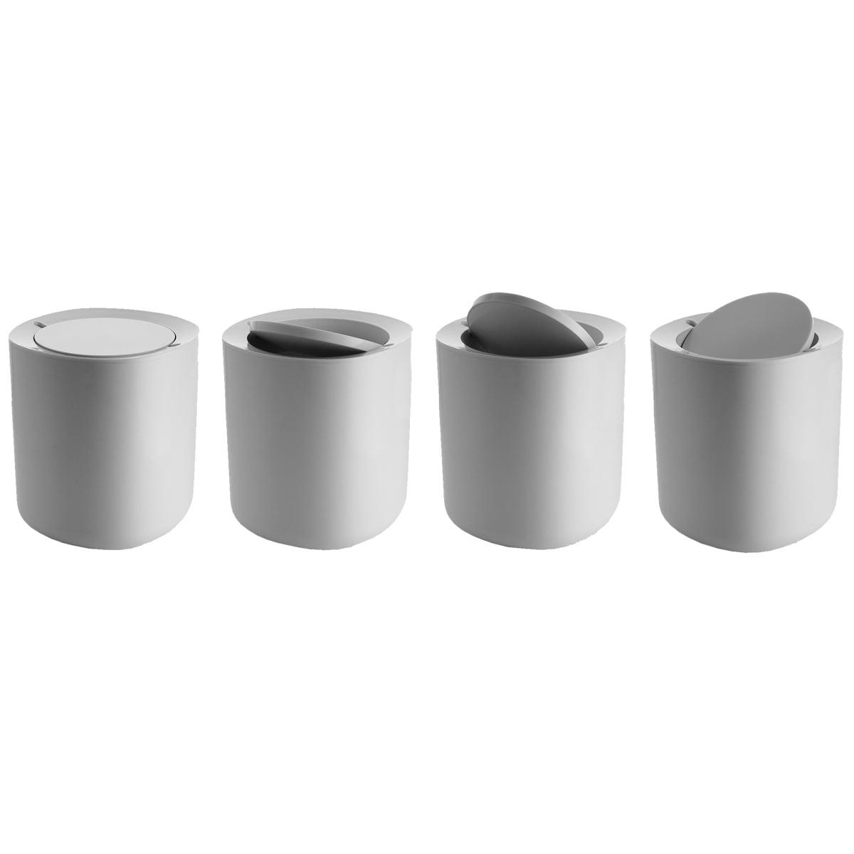Birillo wastebasket pl10 alessi shop for Connox com