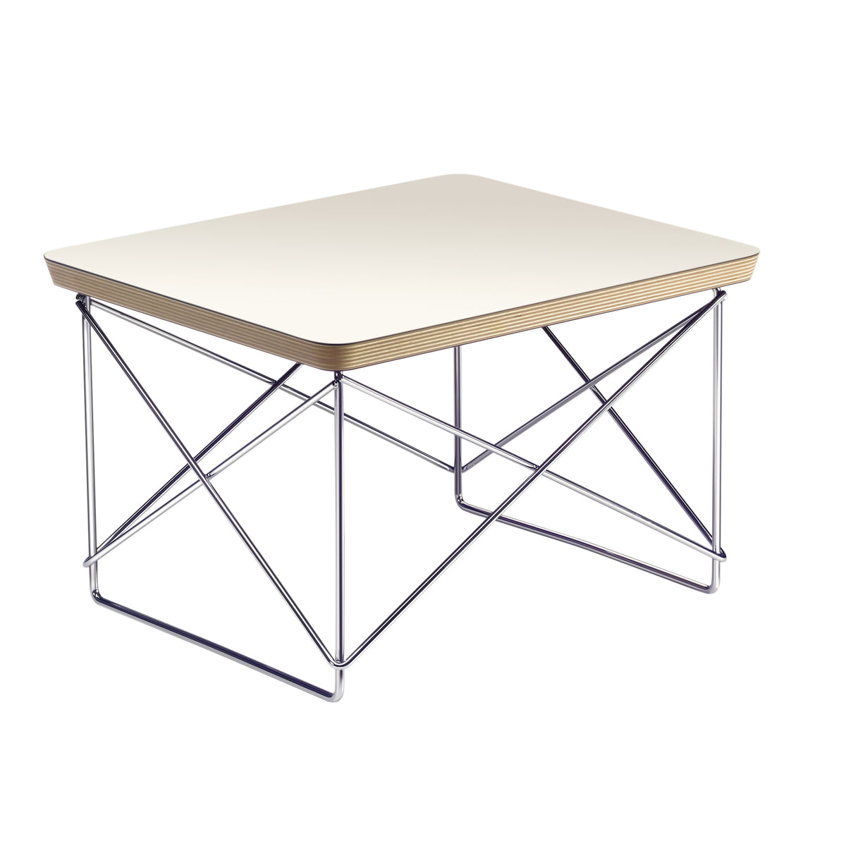 Delicieux Eames Occasional Table LTR By Vitra | Connox