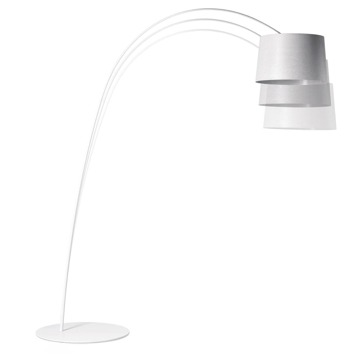 The Twiggy LED Gooseneck Lamp By Foscarini