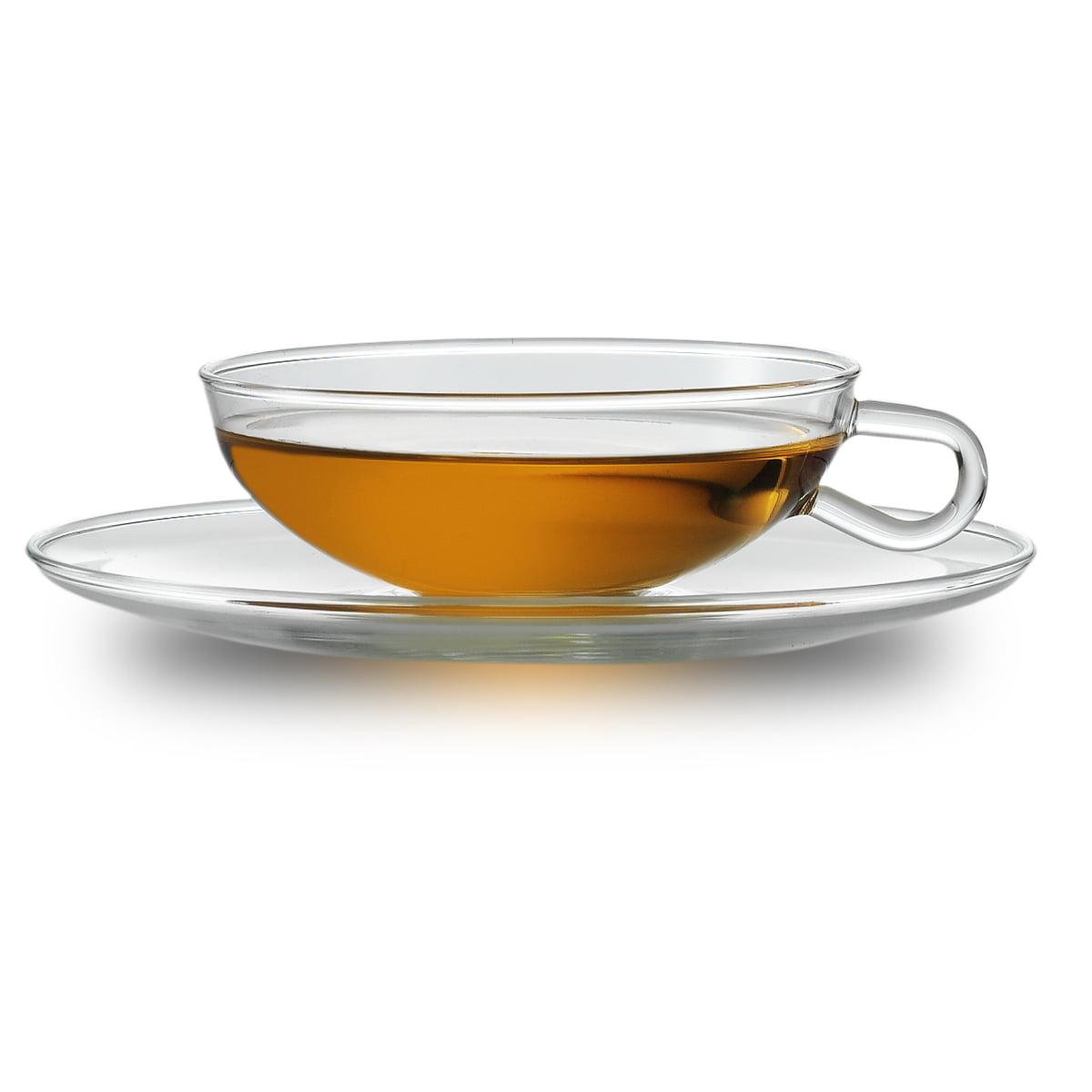 Teetassen Glas wagenfeld tea cup by jenaer glas in the shop