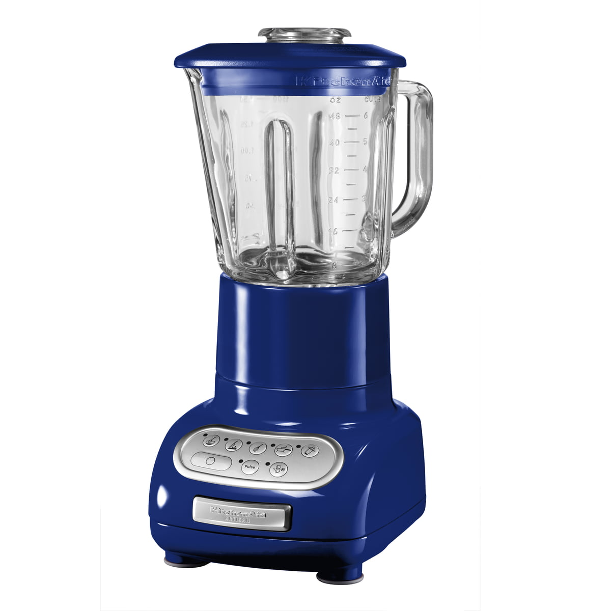 Wonderful Artisan Blender With Glass Container, Blue