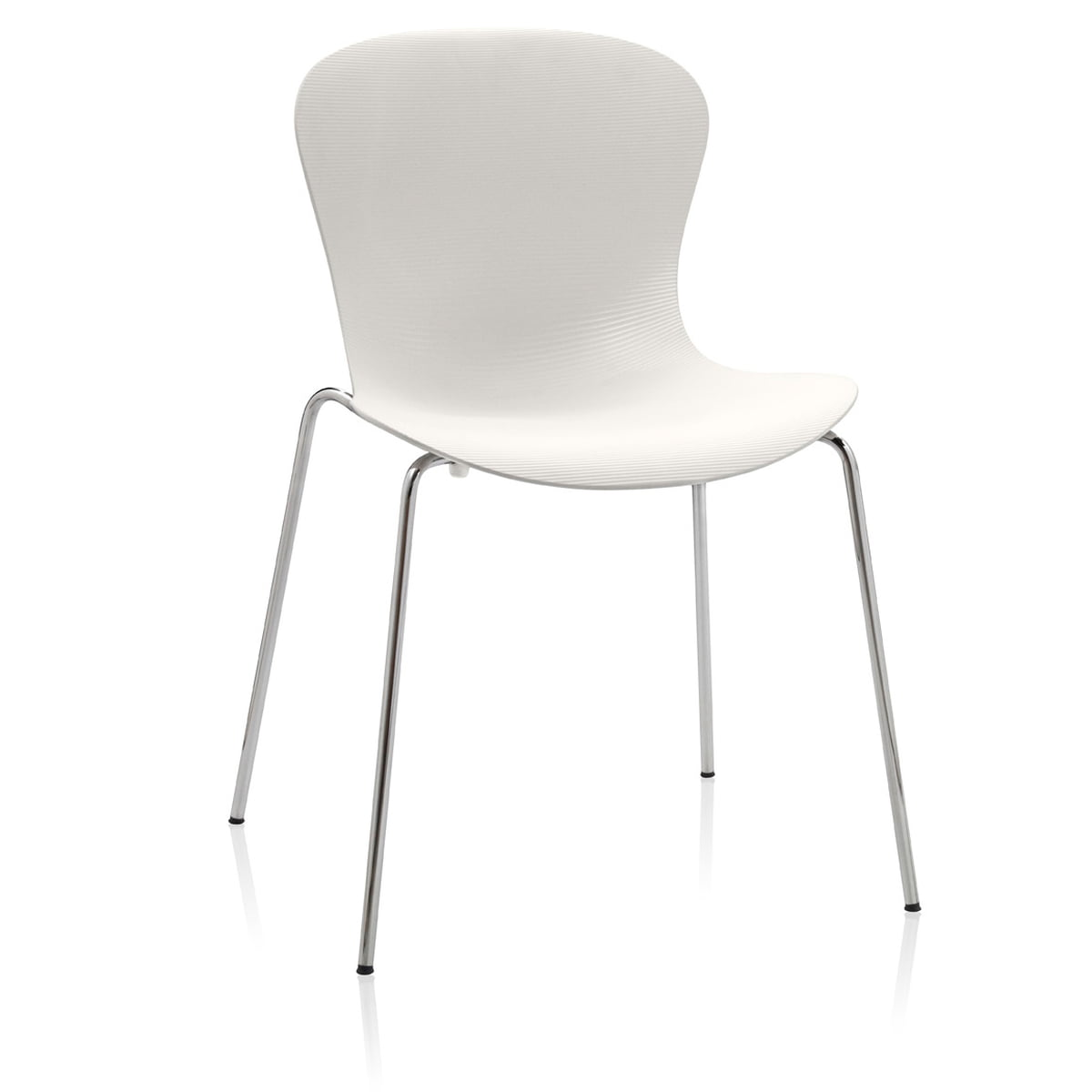 Attrayant Fritz Hansen   Nap Chair, Milk White