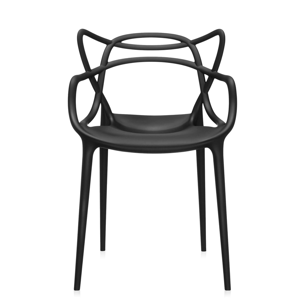 Kartell Garden Furniture Masters chair kartell shop kartell masters black workwithnaturefo