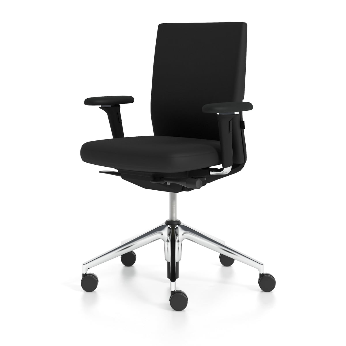 id soft office chair by vitra