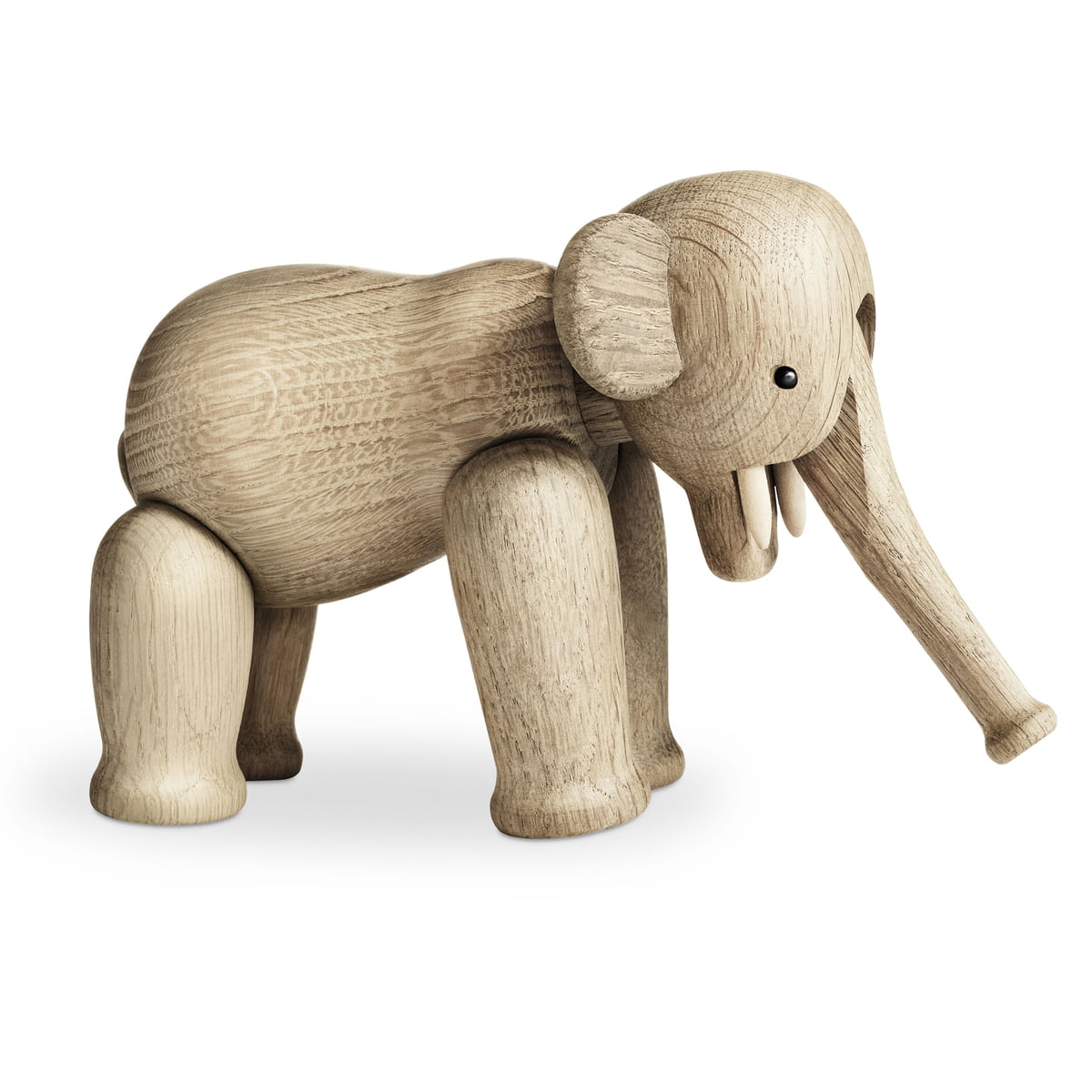 The Wooden Elephant by Kay Bojesen