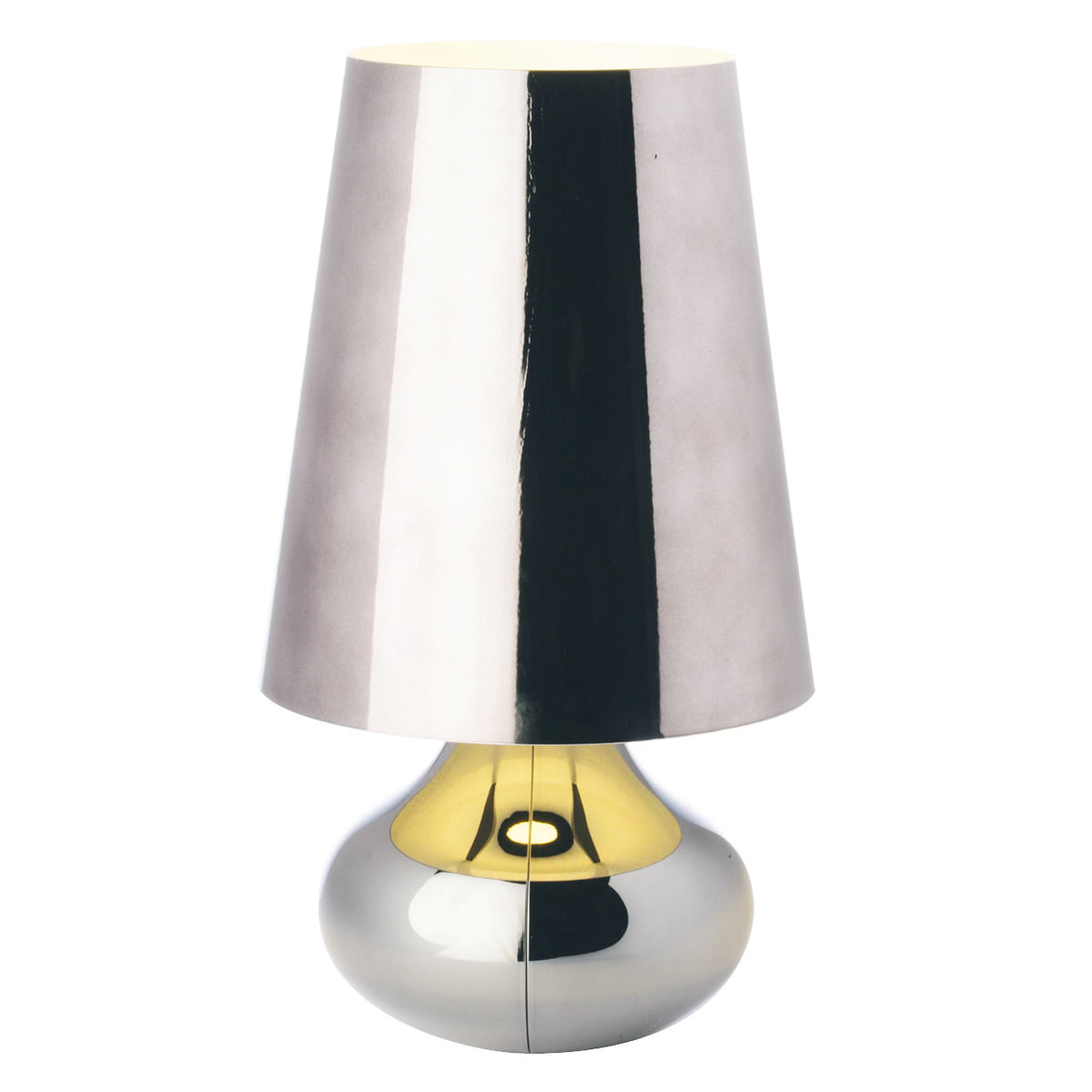 Cindy table lamp kartell shop kartell cindy table lamp platinum geotapseo Choice Image