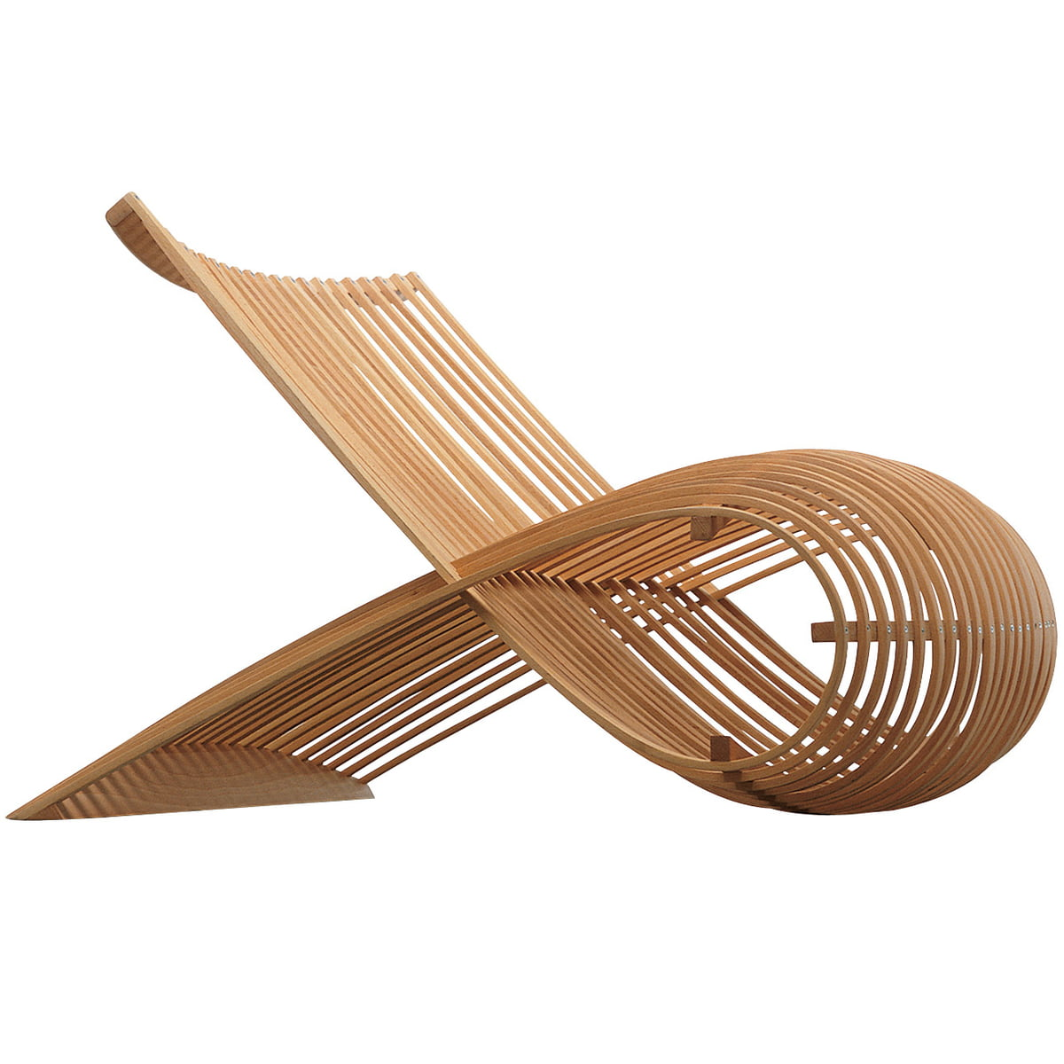 Genial Cappellini   Wooden Chair