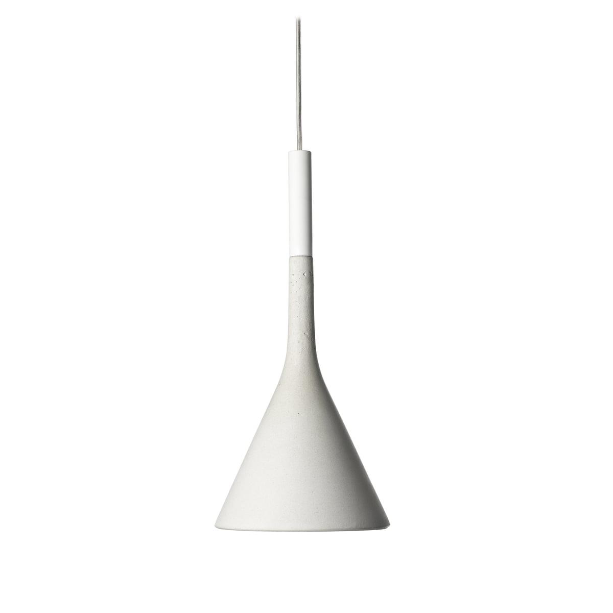 Aplomb led pendant lamp by foscarini foscarini aplomb pendant lamp white aloadofball Image collections