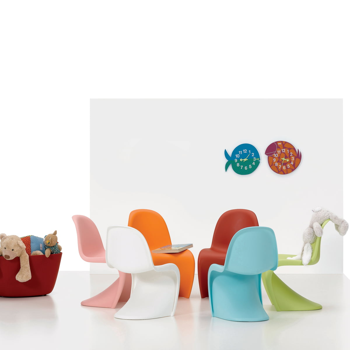 Panton Junior By Vitra In The Shop