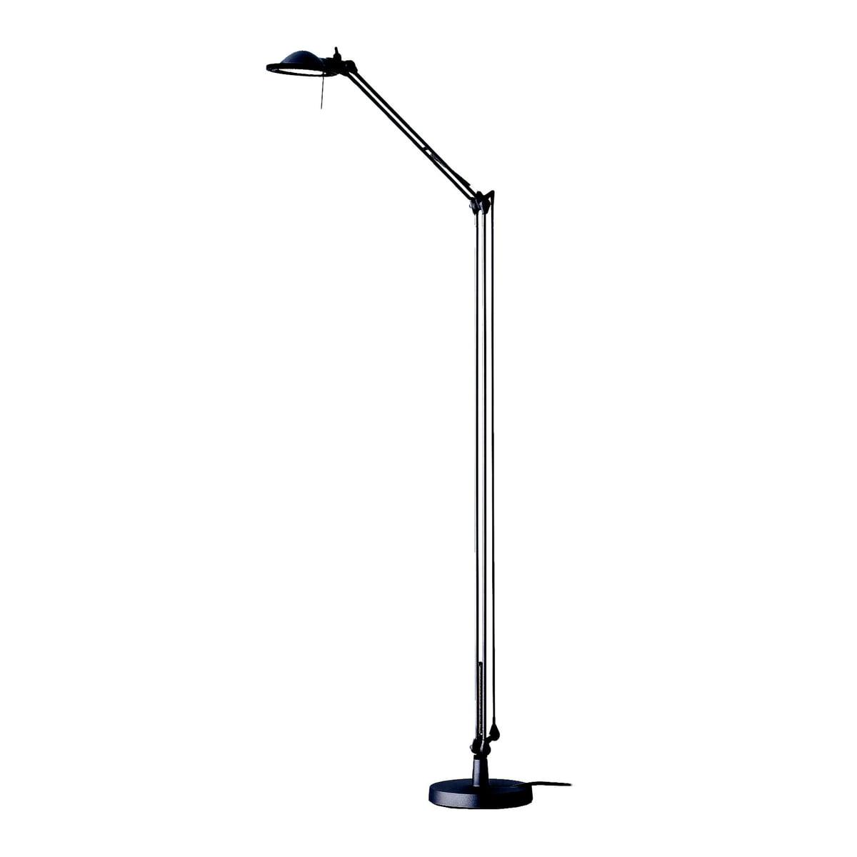 Berenice floor lamp luceplan shop luceplan berenice floor lamp d12 el t black mozeypictures Gallery