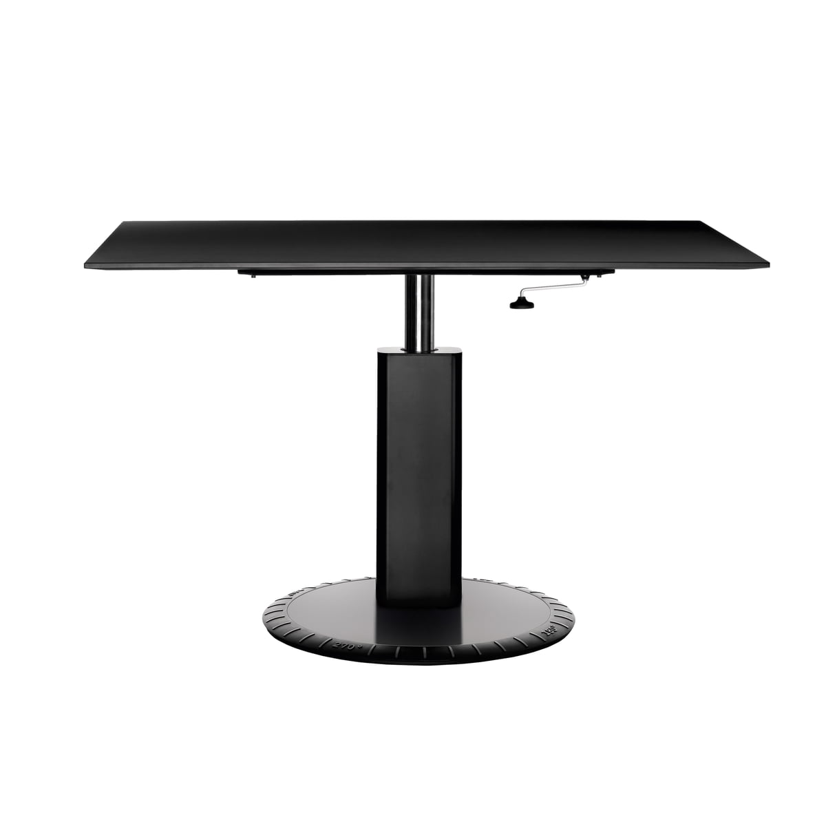 360 table rectangular magis shop. Black Bedroom Furniture Sets. Home Design Ideas