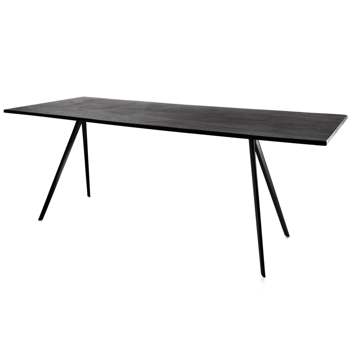 Baguette table magis shop for Tisch schwarz