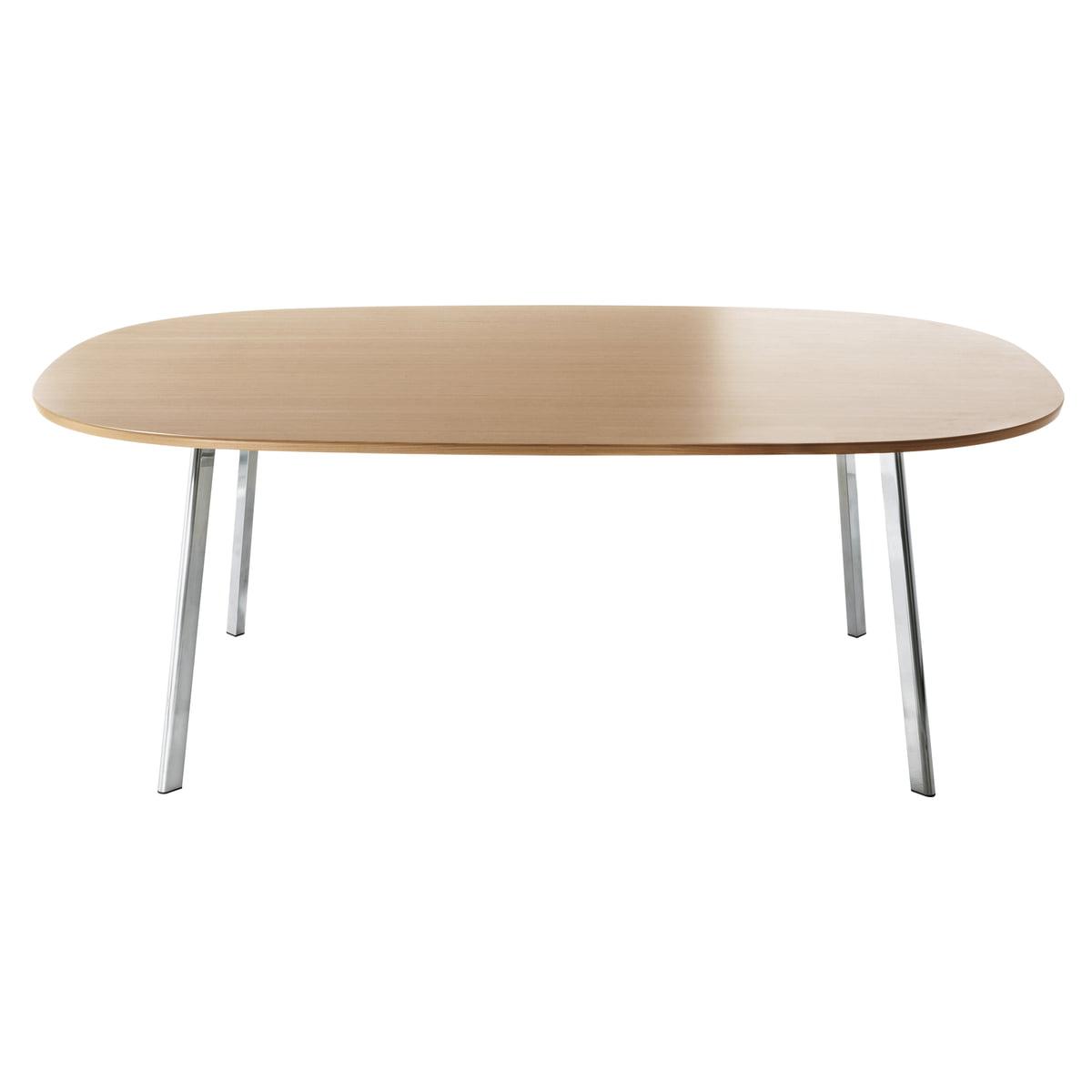 Magis   Déjà Vu Table, 160 X 98 Cm, Veneered Oak Wood