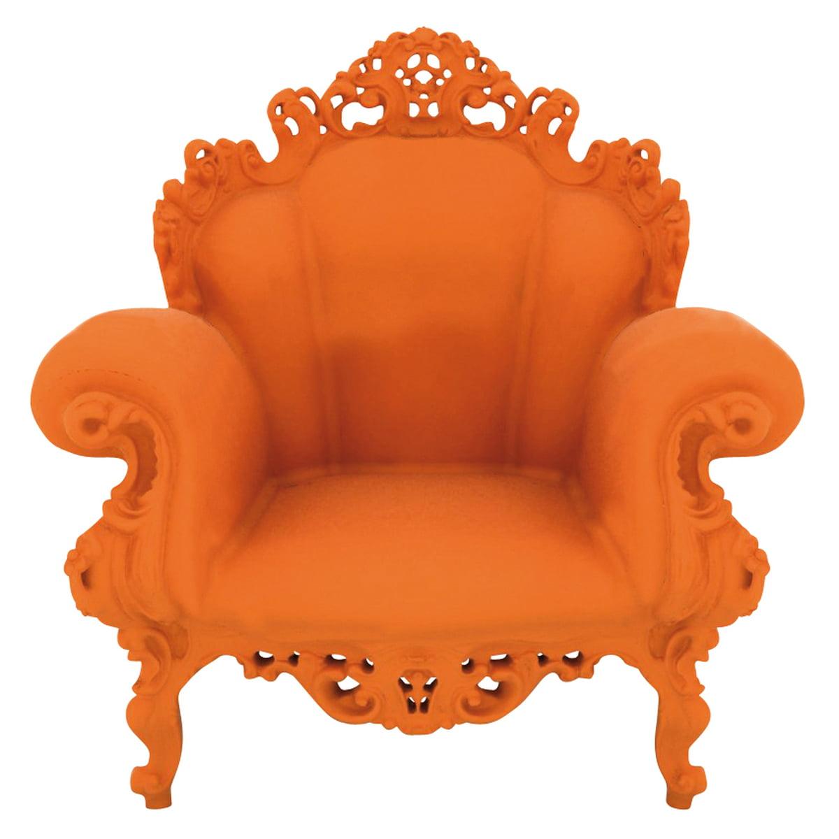 Perfect Magis Proust Lounger, Orange