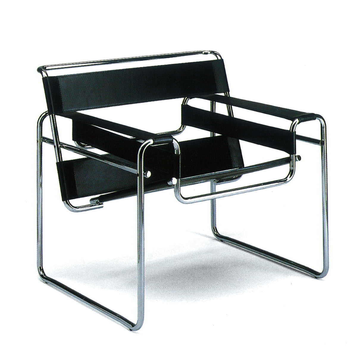 wassily chair by knoll online shop connox. Black Bedroom Furniture Sets. Home Design Ideas