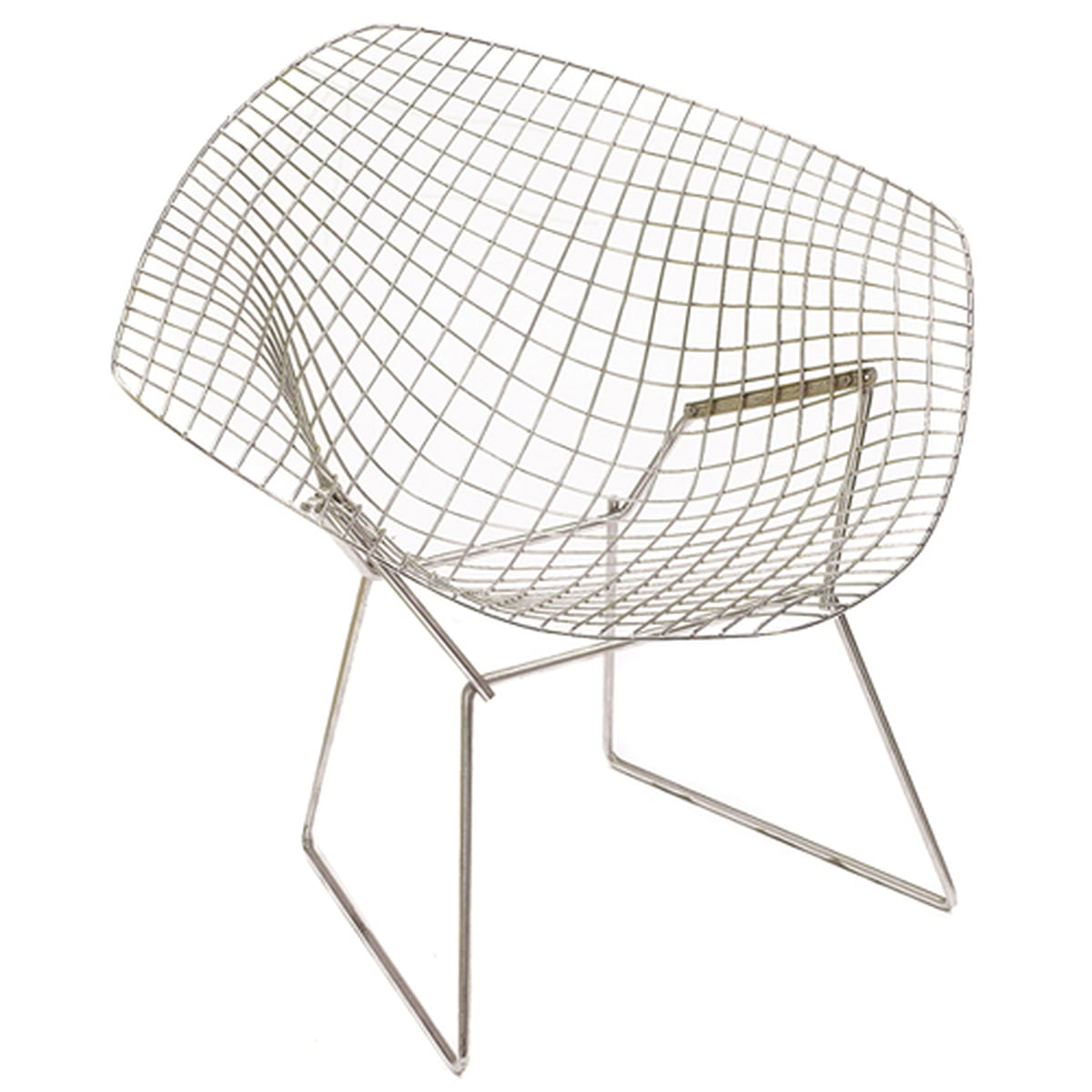Exceptionnel Knoll   Bertoia Diamond Lounger