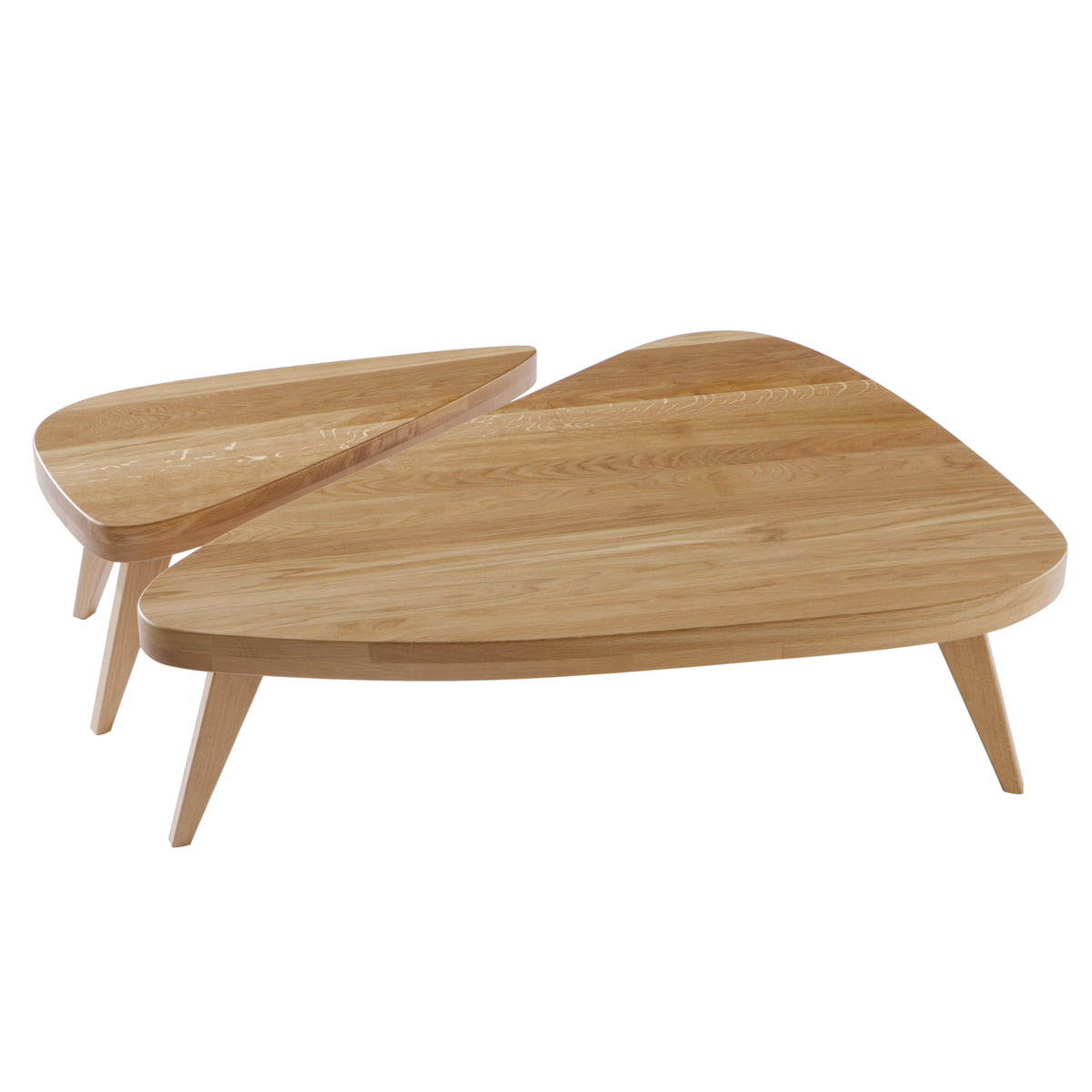 The hansen family remix coffee table for Grande table basse scandinave